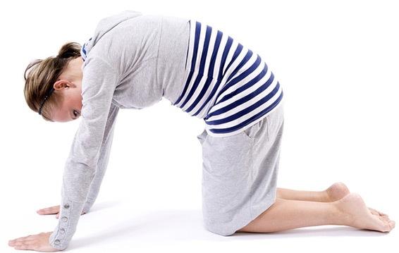гимнастика при симфизите