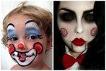Макияж для хэллоуина для детей – детский грим для девочек и мальчиков своими руками, лучшие идеи для фотосессии, пошаговые инструкции, фото красивых образов