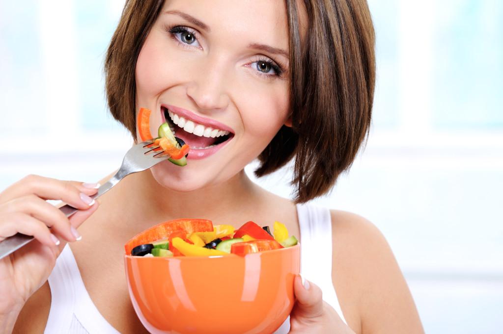 Полезные продукты для кормящей женщины