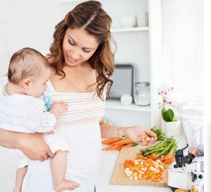 диета для мамы