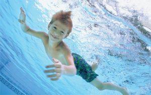 Плаванье - хороший вид спорта