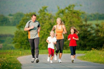 Здоровый образ жизни способствует восстановлению нормы показателей