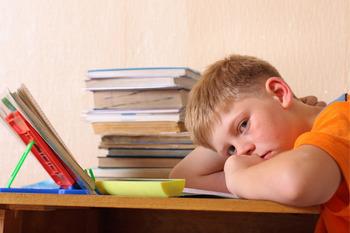 Начало школьного обучения –мощнейший стресс-фактор
