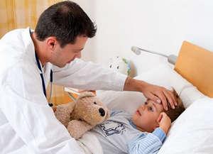 Ребенок после операции
