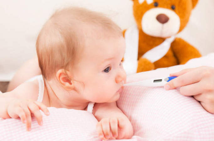Аптечка для новорожденного ребенка