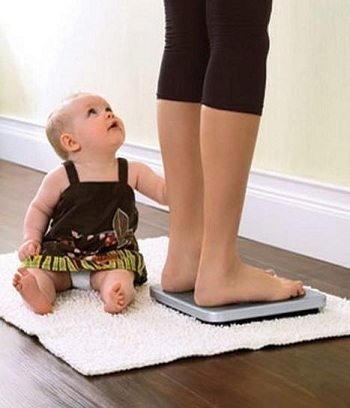 Восстановление фигуры после родов в домашних условиях