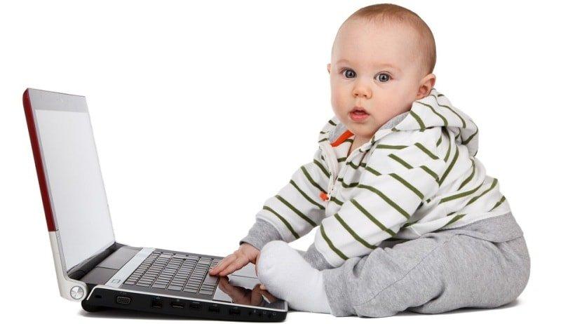 С какого возраста можно играть в компьютер