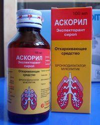 Инструкция по применению сиропа Аскорил для детей (дозировки и показания к применению)