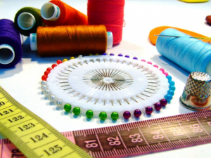 Инструменты для пошива балдахина