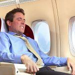 При посадке самолета болят уши: что делать