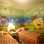 Тематическая комната для девочек