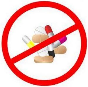 Противопоказание к приему таблеток