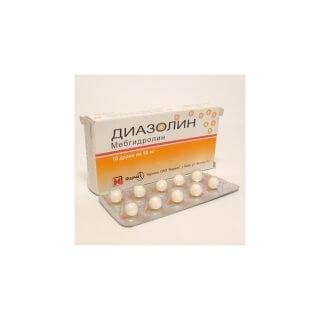 Диазолин при беременности назначают только в третьем триместре