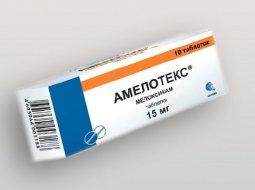 От чего помогает и как принимать Амелотекс: инструкция по применению таблеток