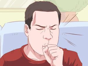 Кашель с мокротой — лечение лекарствами и народными методами