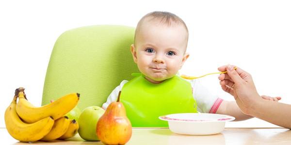 ребенок и правильное питание