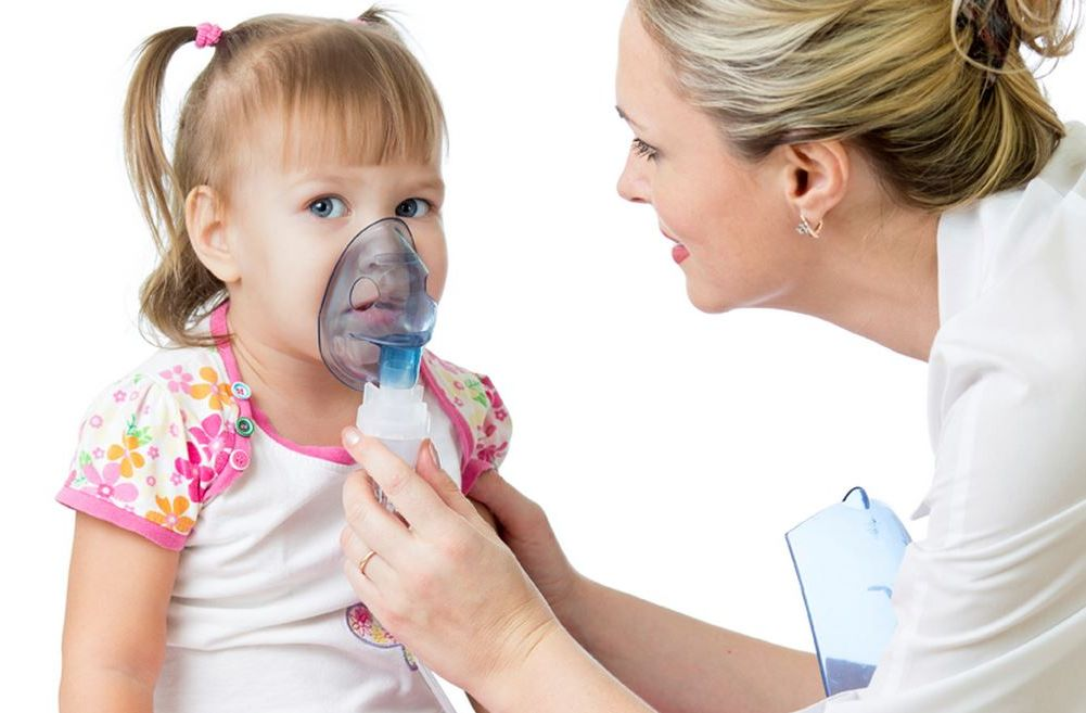 Диоксидин для ингаляций детям