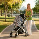 Прогулочные коляски Геоби: рекомендации родителям при выборе