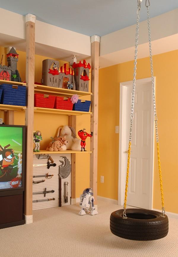 Как преобразить интерьер детской комнаты к лету