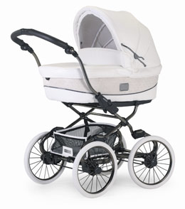 классическая коляска для новорожденных