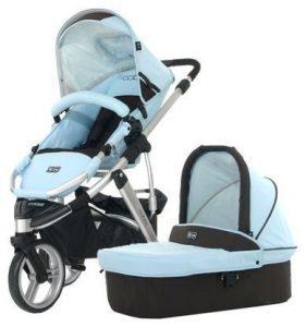 трехколесная коляска для новорожденных