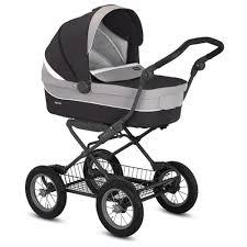 Коляска для новорожденных Inglesina Sofia (шасси Ergo bike) - 3-е место в рейтинге «лучшие коляски для детей 2018 года»