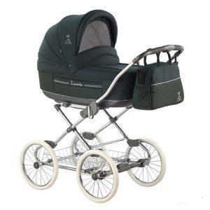 Универсальная коляска ROAN Marita (2 в 1) - 2-е место в рейтинге «лучшие коляски для детей 2018 года»
