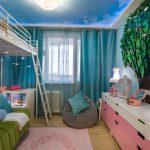 Функциональная мебель для детской комнаты