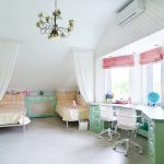 Правильно планируем пространство для детской комнаты