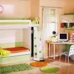 Модульные комплекты мебели для детской