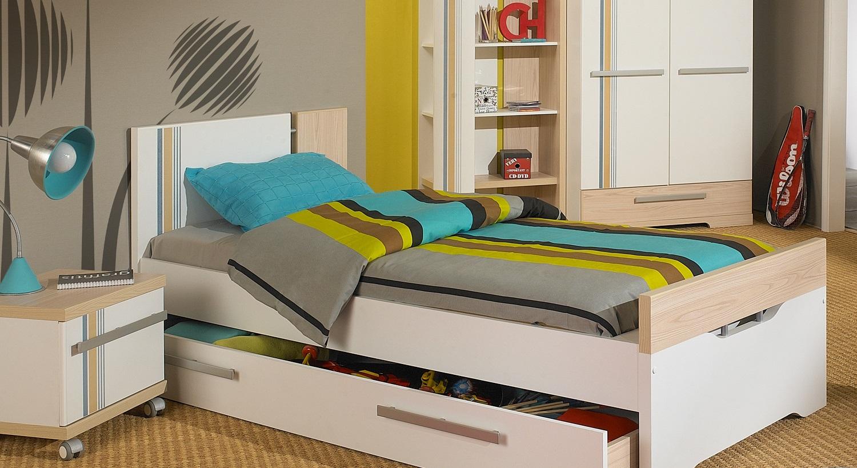 Спальня для подростка девушки