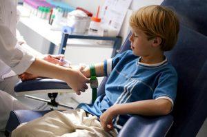 Повышены лейкоциты в крови у ребенка