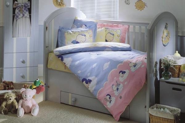 Изображение детского постельного белья