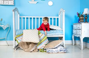 Постельное белье из сатина для детей