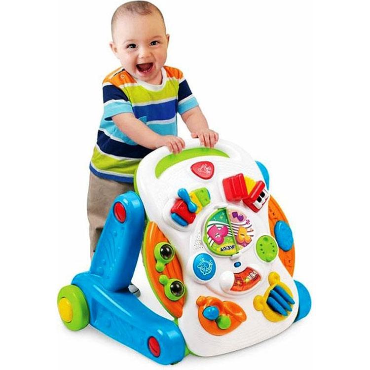 Столик каталка для детей