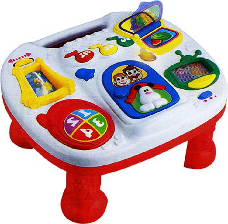 Детский музыкальный столик