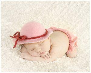 определяем размер шапки