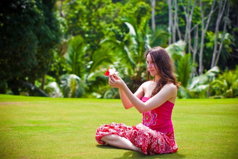 Йога для расслабления