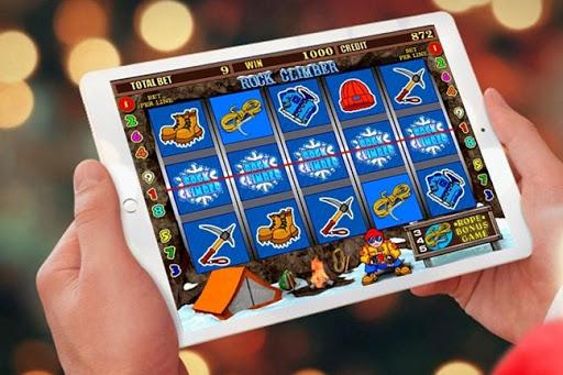 Игровые автоматы в виртуальном казино
