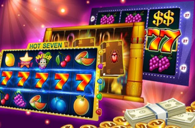 Красивые онлайн-слоты в казино Вулкан